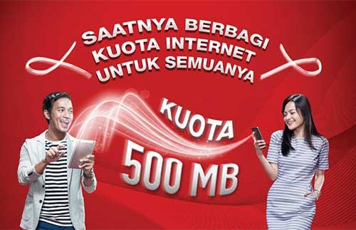 Cara Transfer Kuota Telkomsel Tanpa Biaya
