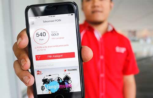 Cara Transfer Poin Telkomsel Cepat Mudah Terbaru
