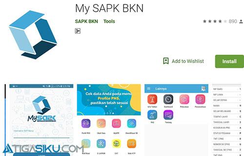 Cara Cek Data Base Honorer K2 di BKN Terbaru