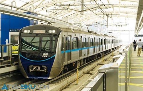 Cara Pesan Tiket MRT Jakarta, Mudah dan Cepat