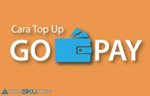 Cara Top Up Gopay mBCA