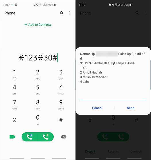 Cara Cek Nomor Indosat Ooredoo Via Dial