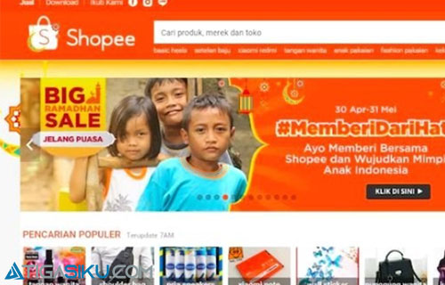 Tips Supaya Akun Shopee Aman