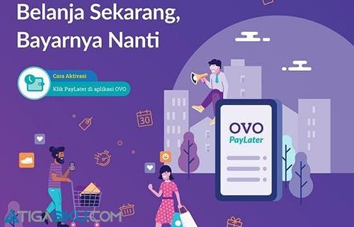 Cara Daftar OVO Paylater