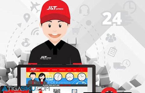 Cara Menghubungi J&T