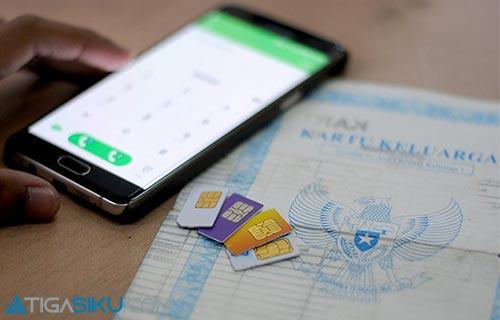 Cara Registrasi Kartu Prabayar yang Mudah
