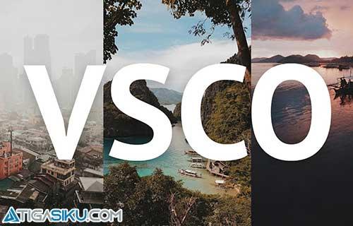 Cara Daftar VSCO