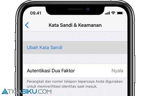 Cara Ganti Password Apple ID Cepat dan Mudah