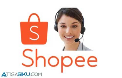 5 Cara Menghubungi Customer Service Shopee Terbaru Tigasiku