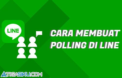 Cara Bikin Polling Di Line