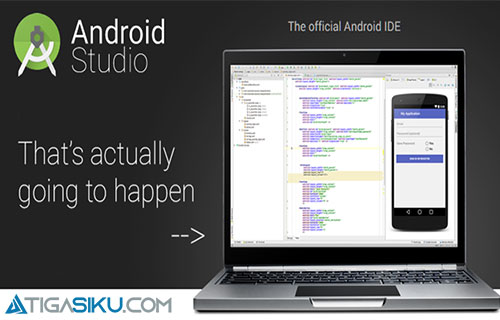 Android Studio Chrome OS