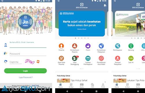 Cara Daftar BPJS Online Lewat HP Android dan iPhone