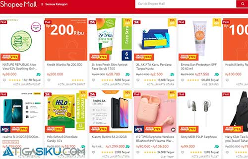 Cara Download Foto di Shopee Terbaru