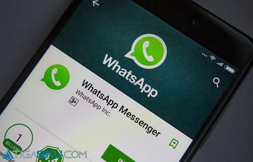 Cara Ganti Tema Whatsapp Terbaru