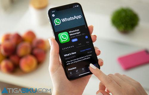 Merubah Tema Whatsapp iOS