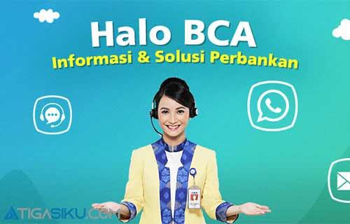 Cara Menghubungi Halo BCA