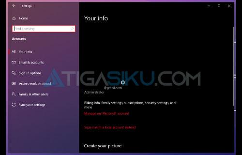 Apakah Akun Microsoft di Windows 10 Bisa Dihapus