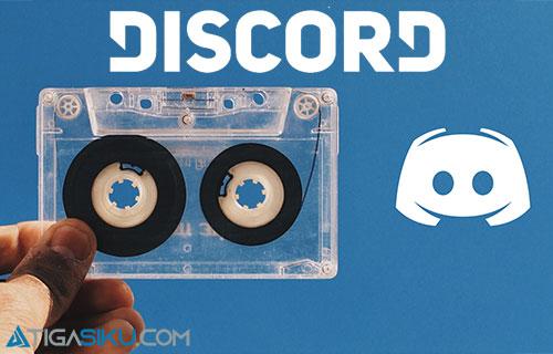 Cara Putar Lagu di Discord