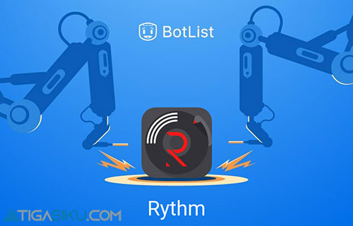 Command Bot Rythm Music Discord