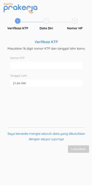 Verifiksai KTP