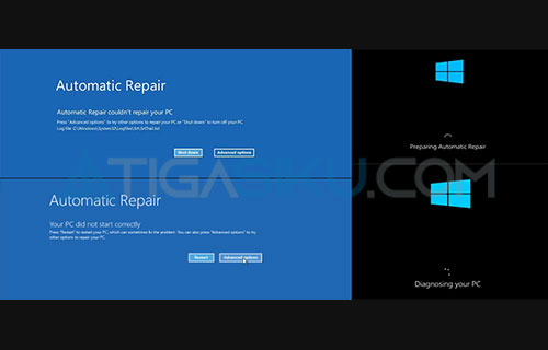 Automatic Repair Windows 10