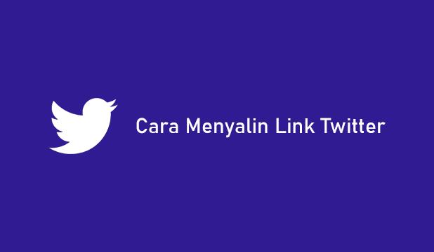 Cara Menyalin Link Twitter