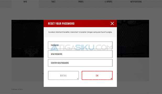 6 Cara Ganti Password Pb Zepetto Terbaru 2021 Tigasiku