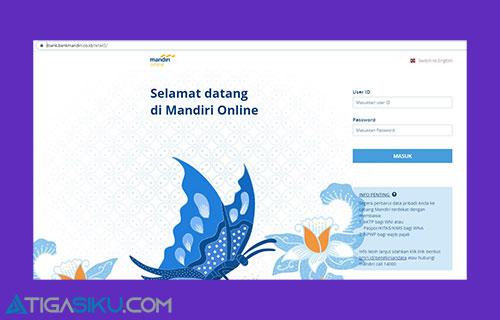 1 Silahkan Kunjungi Website Mandiri Online