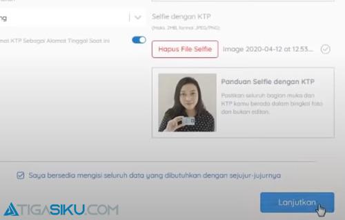 Cara Mengatasi Gagal Mengunggah Foto KTP Prakerja