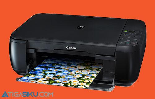 Cara Reset Printer Canon MP287 Untuk Semua Kode Error
