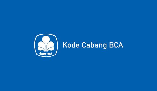 Kode Cabang BCA