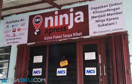 Modal Menjadi Agen Ninja Express