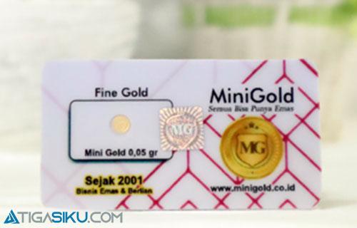 Apa Itu Mini Gold