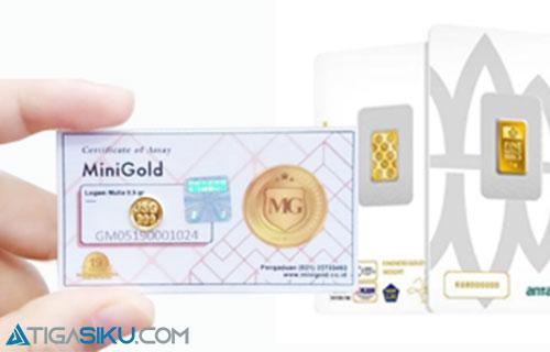 Biaya Distributor Mini Gold