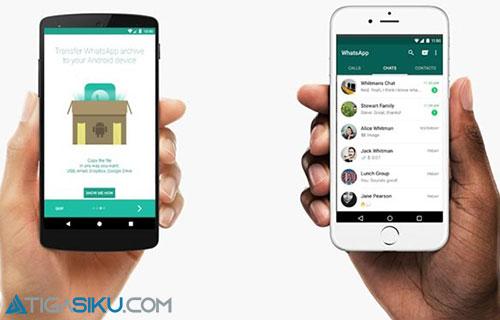 Cara Izin Ke Guru Lewat Whatsapp WEB dan Aplikasi