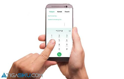 Kode Dial USSD