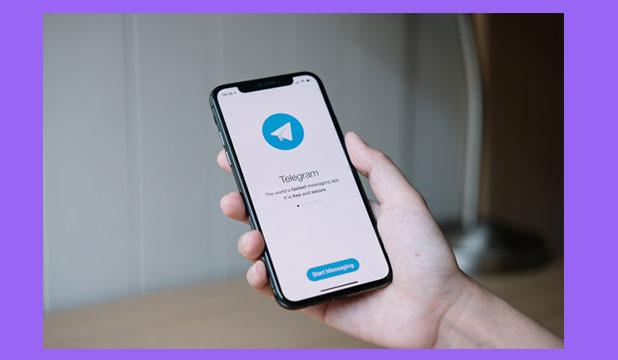 PIN Pesan Grup Telegram