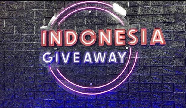 Tips Menang Indonesia Giveaway