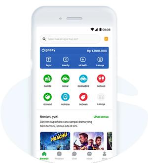 Buka Aplikasi Gojek 1