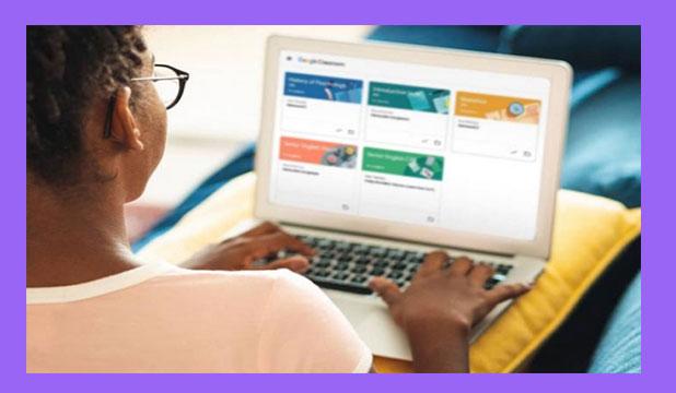 Ganti Nama Google Classroom di Laptop