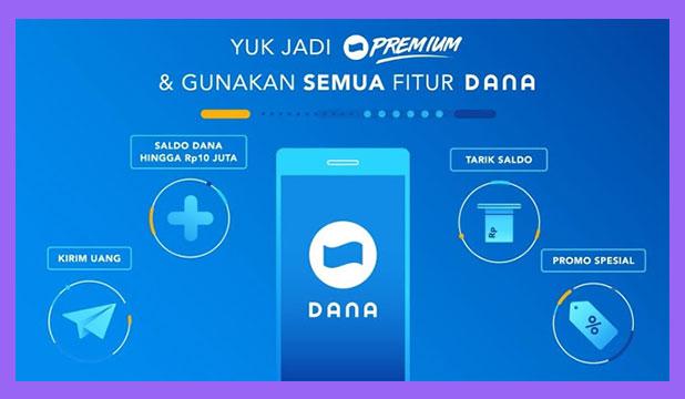 Keunggulan Akun Dana Premium