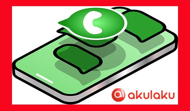WhatsApp Akulaku