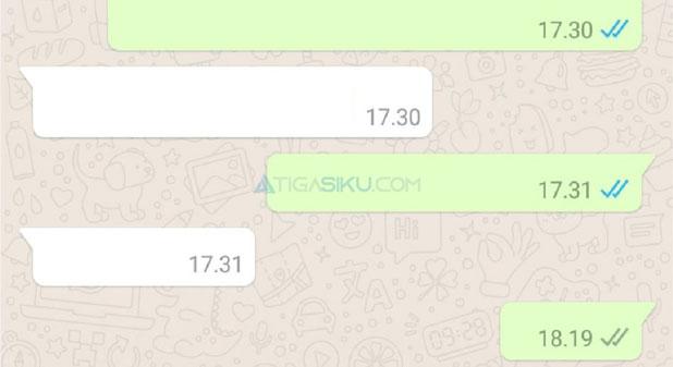 Cara Kirim Pesan Kosong di WA Lewat WhatsApp Web