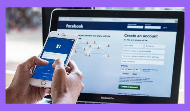 Menghapus Akun Facebook Lewat PC 1