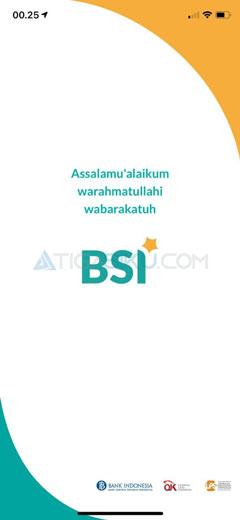Buka Aplikasi BSI Mobile Banking