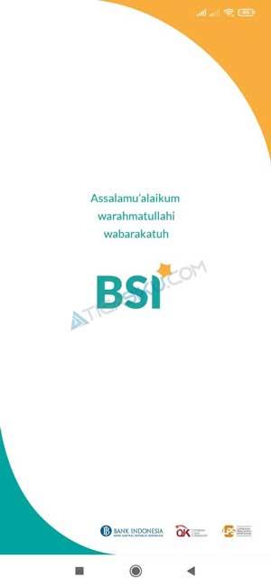 Buka Aplikasi BSI Mobile