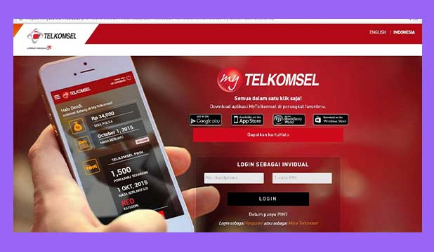 Daftar Talk Mania simPATI Lewat Website Telkomsel