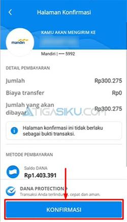 Konfirmasi Bayar Shopee PayLater