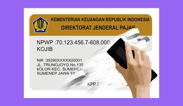 Cara Menghapus NPWP Online Offline