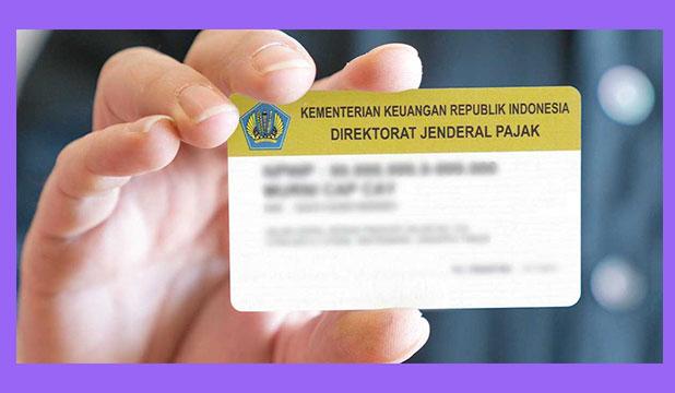 Syarat Dokumen Menghapus NPWP